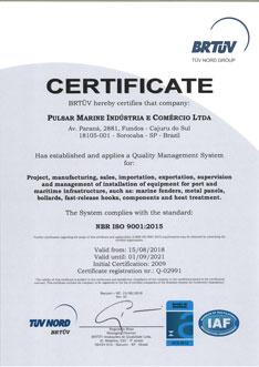 Certificações